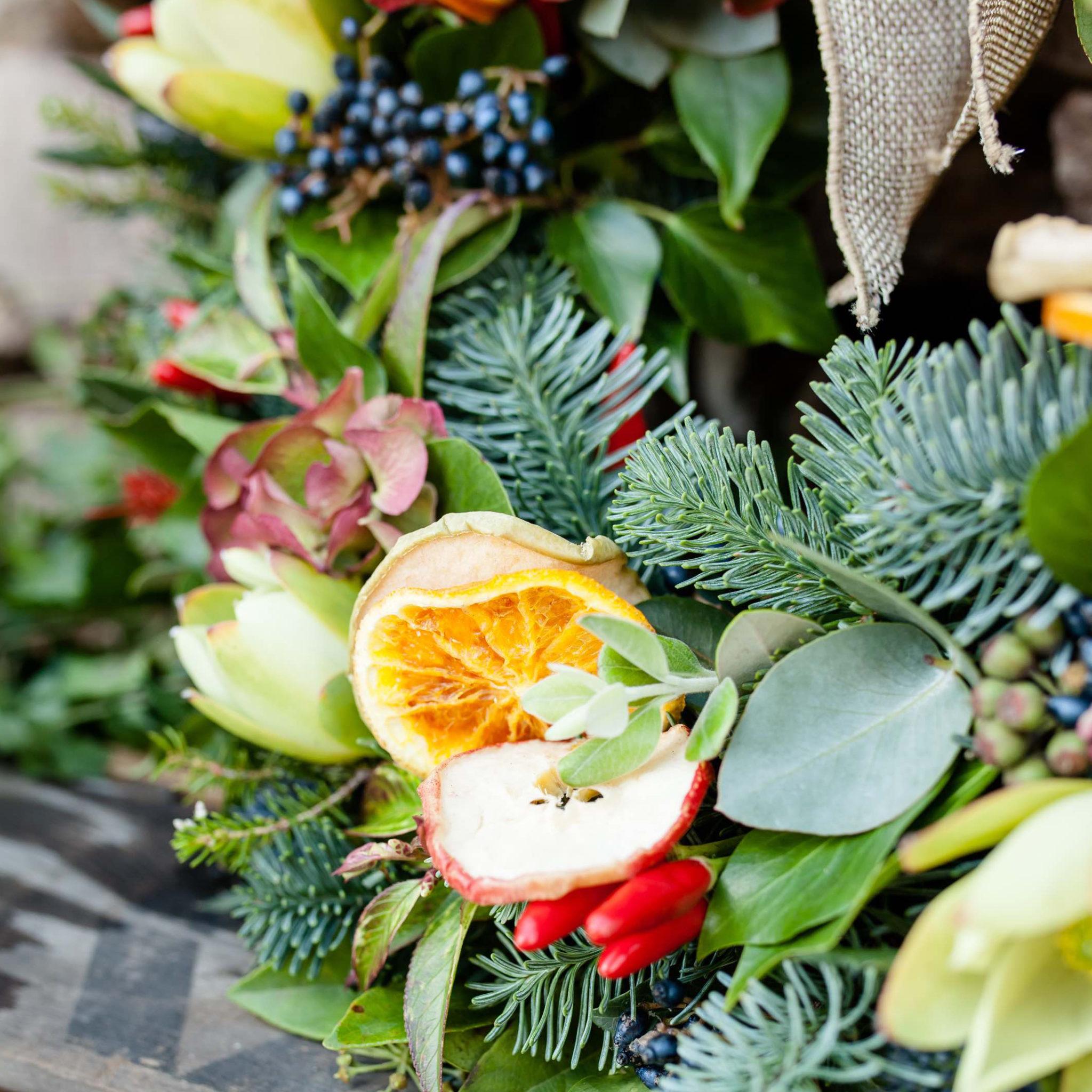 Solva Woollen Mill Christmas fair
